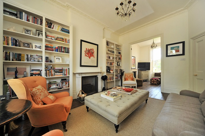 5 Bedroom House to Rent in Primrose Hill, London, NW1